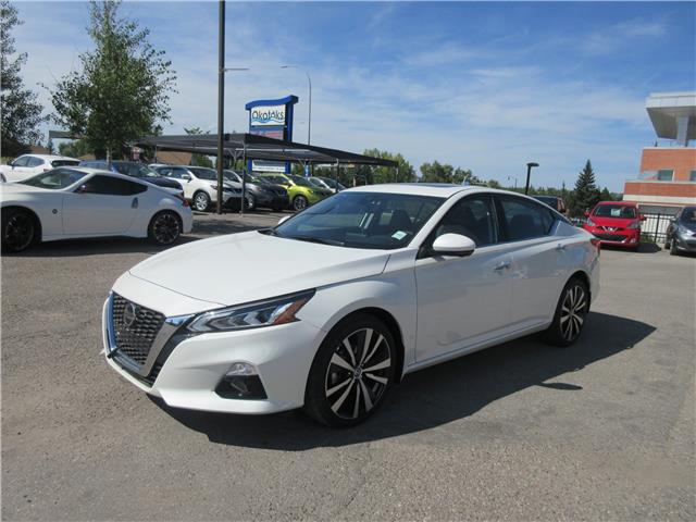 2019 Nissan Altima 2.5 Platinum (Stk: 9035) in Okotoks - Image 17 of 23
