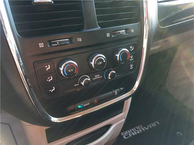 2012 Dodge Grand Caravan SE/SXT (Stk: ) in Winnipeg - Image 18 of 22