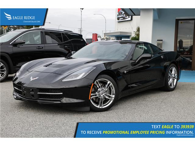 2017 Chevrolet Corvette Stingray (Stk: 178200) in Coquitlam - Image 1 of 5