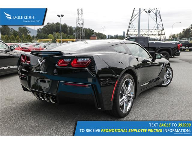 2017 Chevrolet Corvette Stingray (Stk: 178200) in Coquitlam - Image 2 of 5