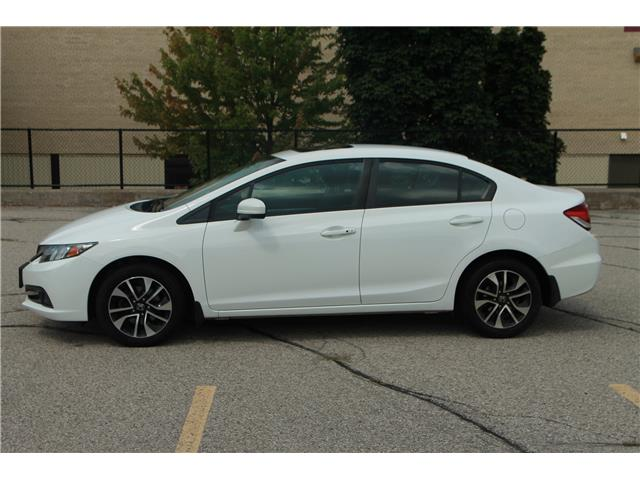 2015 Honda Civic EX (Stk: 1908349) in Waterloo - Image 2 of 27