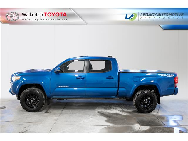 2017 Toyota Tacoma SR5 (Stk: P9110) in Walkerton - Image 2 of 16
