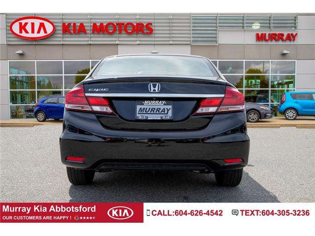2014 Honda Civic EX (Stk: M1325) in Abbotsford - Image 4 of 22