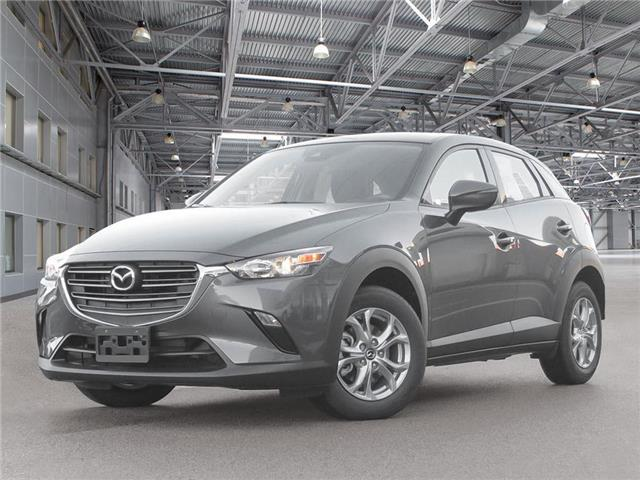 2019 Mazda CX-3 GS (Stk: 19161) in Toronto - Image 1 of 23