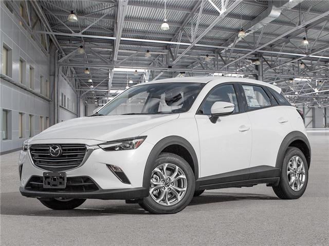 2019 Mazda CX-3 GS (Stk: 19124) in Toronto - Image 1 of 23