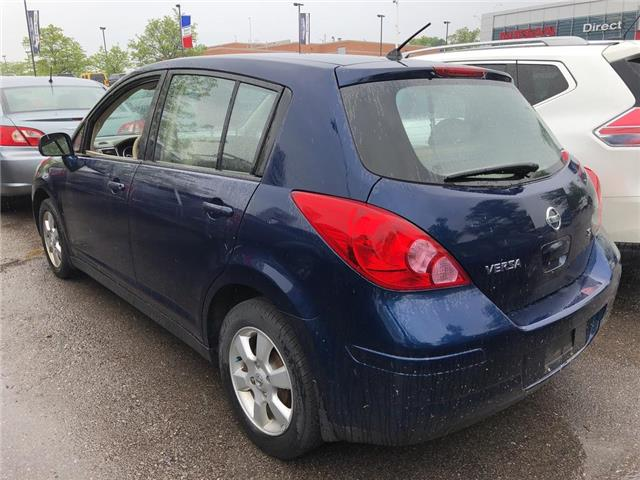 2008 Nissan Versa 1.8 S MANUAL - AS IS ONLY  (Stk: P0616B) in Mississauga - Image 2 of 11
