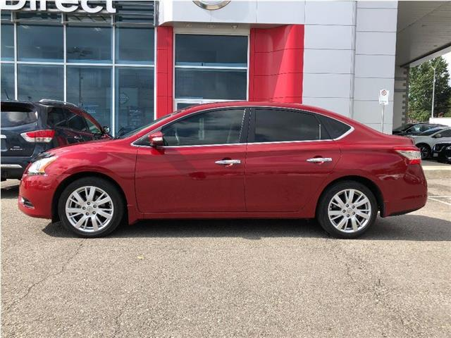 2013 Nissan Sentra SL (Stk: N3721A) in Mississauga - Image 2 of 21