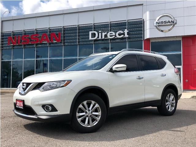 2016 Nissan Rogue SV (Stk: P0638) in Mississauga - Image 1 of 16