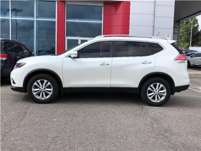 2016 Nissan Rogue SV (Stk: P0638) in Mississauga - Image 2 of 16