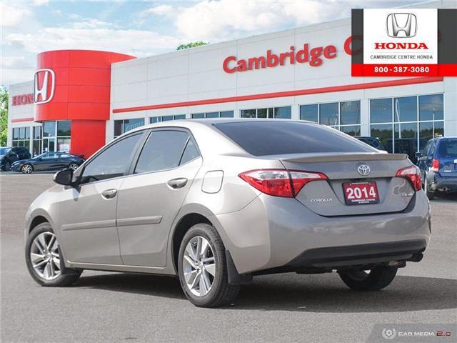 2014 Toyota Corolla LE ECO (Stk: 20134A) in Cambridge - Image 4 of 27