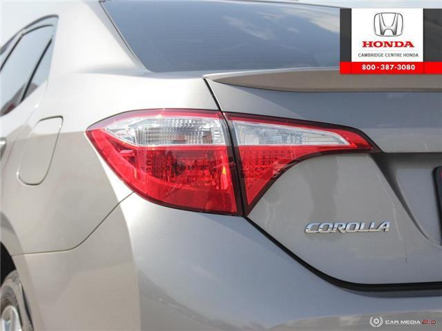 2014 Toyota Corolla LE ECO (Stk: 20134A) in Cambridge - Image 12 of 27