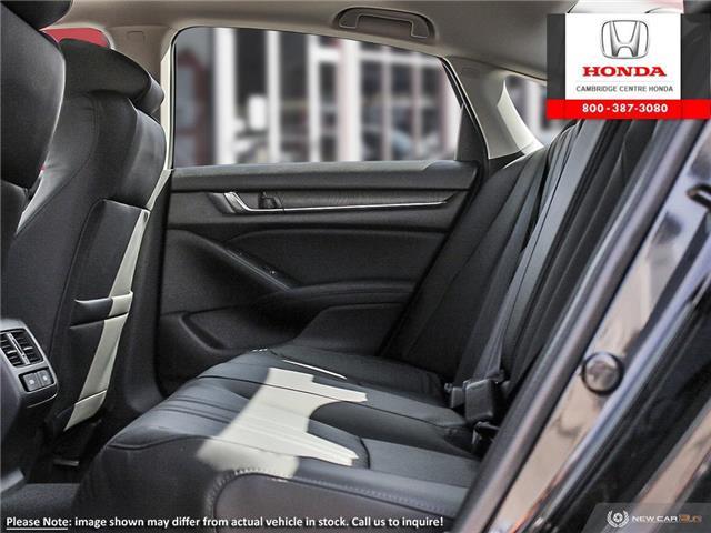 2019 Honda Accord Hybrid Touring (Stk: 20183) in Cambridge - Image 22 of 24