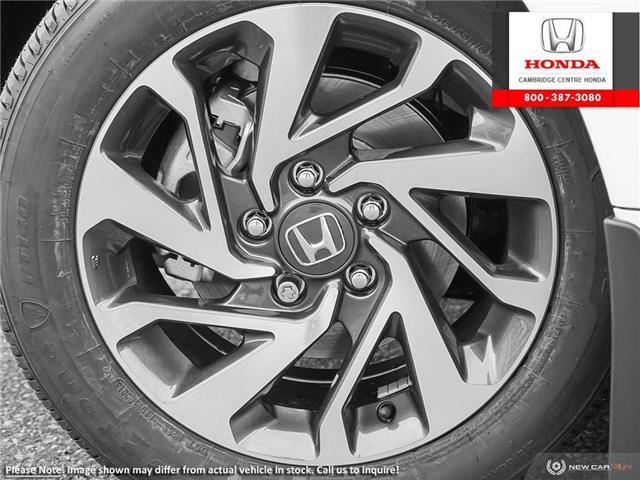 2019 Honda Civic EX (Stk: 20168) in Cambridge - Image 8 of 24