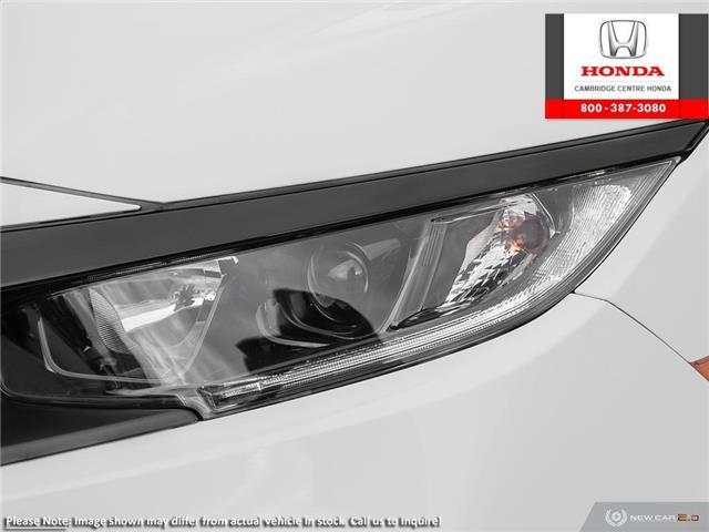2019 Honda Civic EX (Stk: 20168) in Cambridge - Image 10 of 24