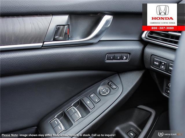 2019 Honda Accord Hybrid Touring (Stk: 19958) in Cambridge - Image 17 of 24