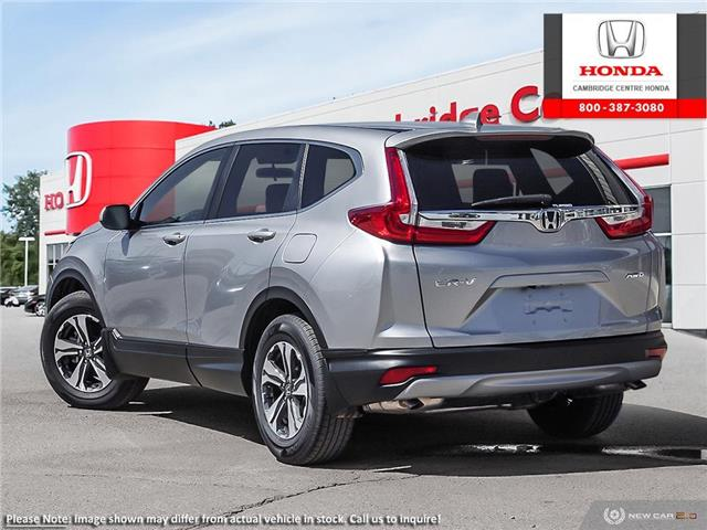 2019 Honda CR-V LX (Stk: 20192) in Cambridge - Image 4 of 24