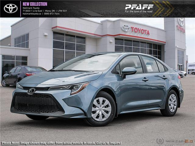 2020 Toyota Corolla 4-door Sedan L CVT (Stk: H20103) in Orangeville - Image 1 of 24