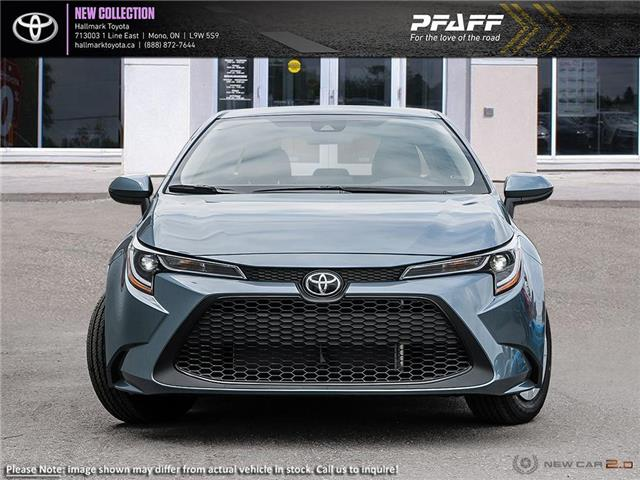 2020 Toyota Corolla 4-door Sedan L CVT (Stk: H20103) in Orangeville - Image 2 of 24