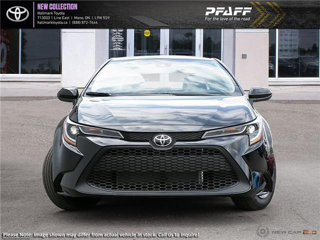 2020 Toyota Corolla 4-door Sedan L CVT (Stk: H20108) in Orangeville - Image 2 of 24