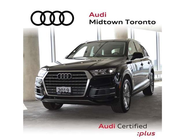 2019 Audi Q7 55 Progressiv (Stk: P7394) in Toronto - Image 1 of 30
