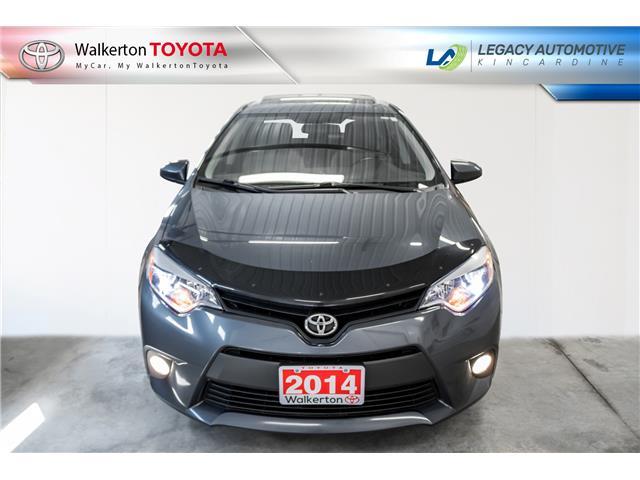 2014 Toyota Corolla LE (Stk: 97055U) in Walkerton - Image 2 of 17