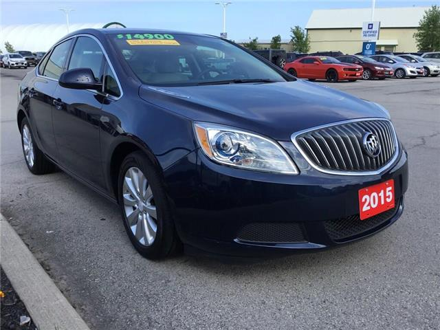 2015 Buick Verano Base (Stk: 155467) in Grimsby - Image 3 of 14