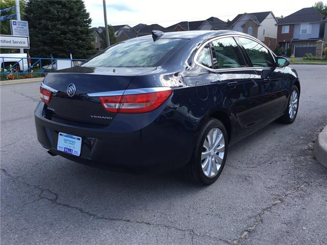 2015 Buick Verano Base (Stk: 155467) in Grimsby - Image 4 of 14
