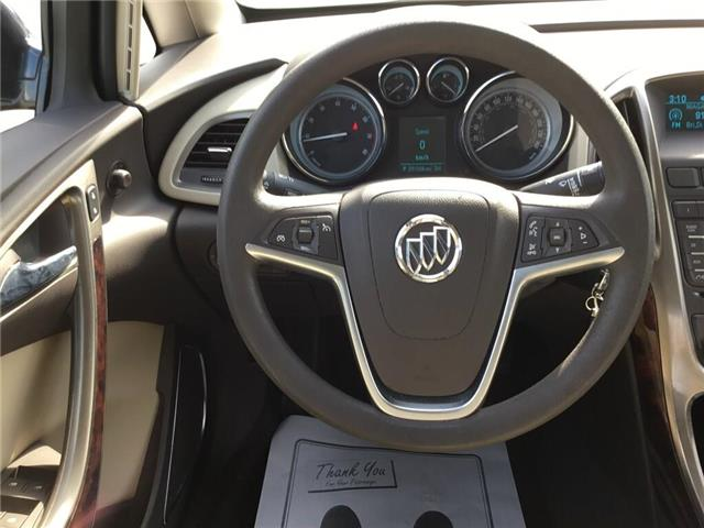 2015 Buick Verano Base (Stk: 155467) in Grimsby - Image 10 of 14