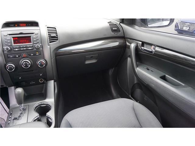 2013 Kia Sorento LX V6 (Stk: DR108A) in Hamilton - Image 29 of 34