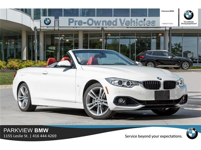 2016 BMW 428i xDrive (Stk: PP8732) in Toronto - Image 1 of 19