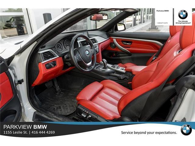 2016 BMW 428i xDrive (Stk: PP8732) in Toronto - Image 9 of 19