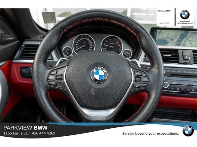 2016 BMW 428i xDrive (Stk: PP8732) in Toronto - Image 11 of 19