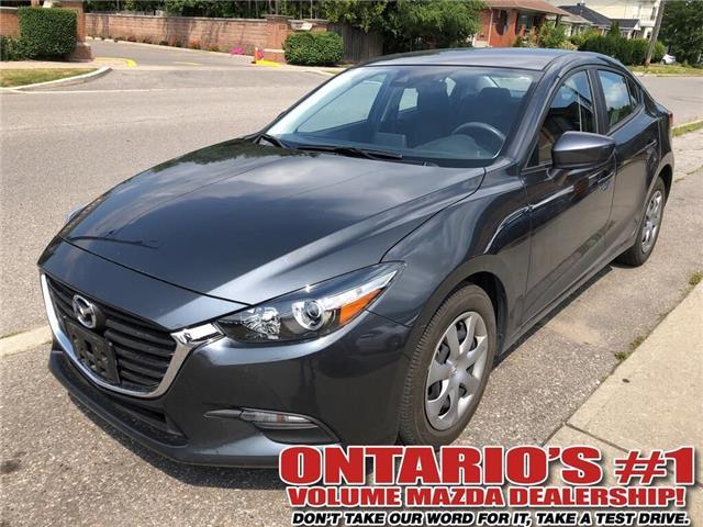 2018 Mazda Mazda3 GX (Stk: P2464) in Toronto - Image 1 of 19