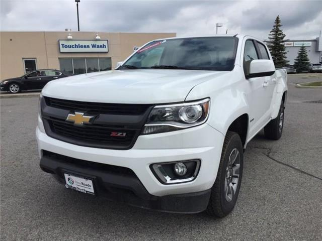 2019 Chevrolet Colorado Z71 (Stk: 1121593) in Newmarket - Image 1 of 22