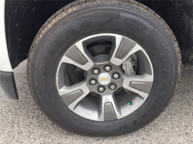 2019 Chevrolet Colorado Z71 (Stk: 1121593) in Newmarket - Image 9 of 22