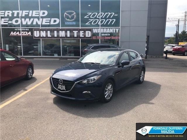 2016 Mazda Mazda3 Sport GS (Stk: P1943) in Toronto - Image 1 of 1