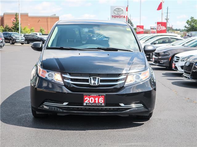2016 Honda Odyssey LX (Stk: 3860) in Ancaster - Image 2 of 28