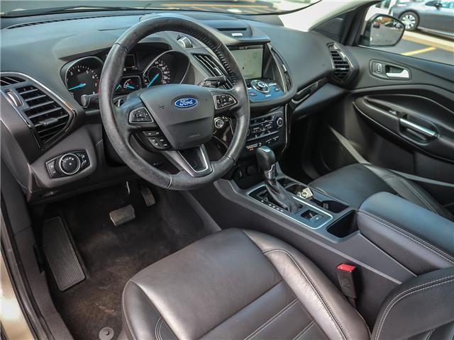 2017 Ford Escape Titanium (Stk: P116) in Ancaster - Image 10 of 28