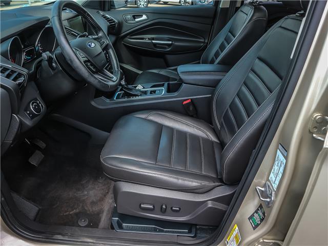 2017 Ford Escape Titanium (Stk: P116) in Ancaster - Image 11 of 28