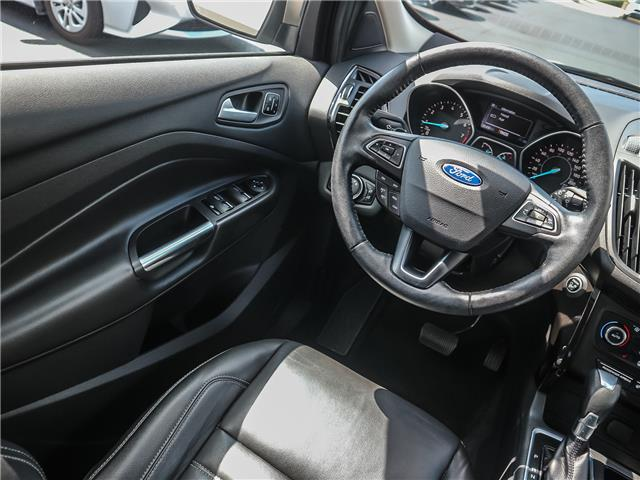 2017 Ford Escape Titanium (Stk: P116) in Ancaster - Image 13 of 28