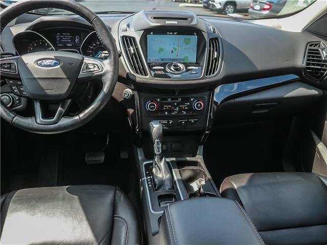 2017 Ford Escape Titanium (Stk: P116) in Ancaster - Image 14 of 28