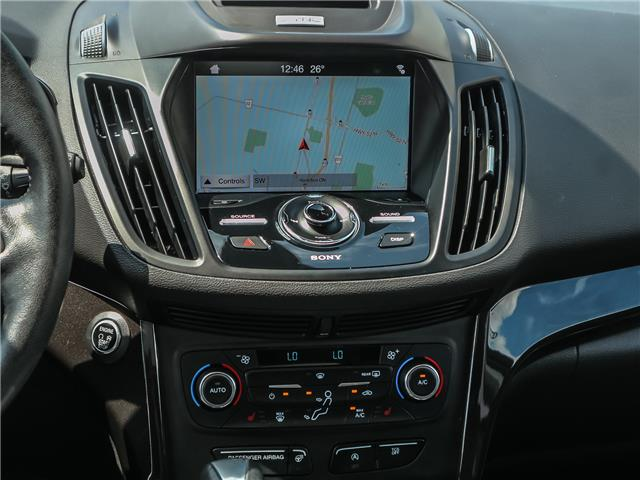 2017 Ford Escape Titanium (Stk: P116) in Ancaster - Image 16 of 28