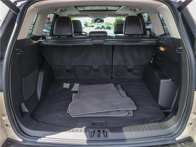 2017 Ford Escape Titanium (Stk: P116) in Ancaster - Image 21 of 28