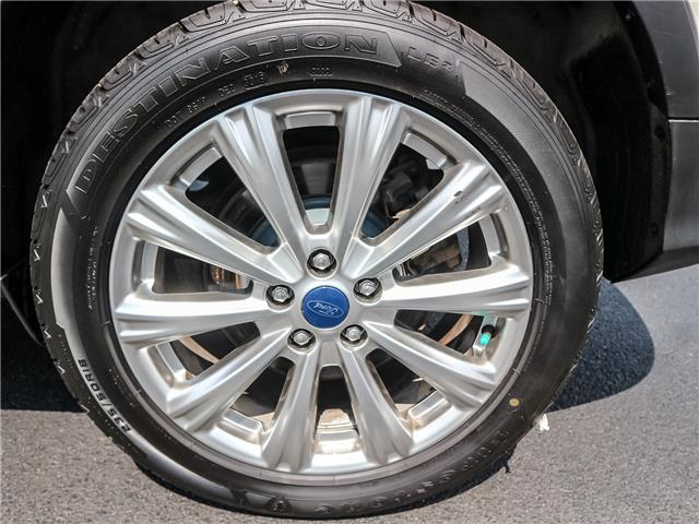 2017 Ford Escape Titanium (Stk: P116) in Ancaster - Image 23 of 28