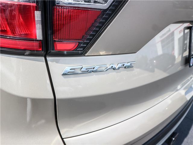 2017 Ford Escape Titanium (Stk: P116) in Ancaster - Image 24 of 28