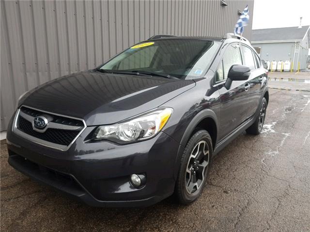 2014 Subaru XV Crosstrek Limited Package (Stk: PRO0583) in Charlottetown - Image 1 of 20