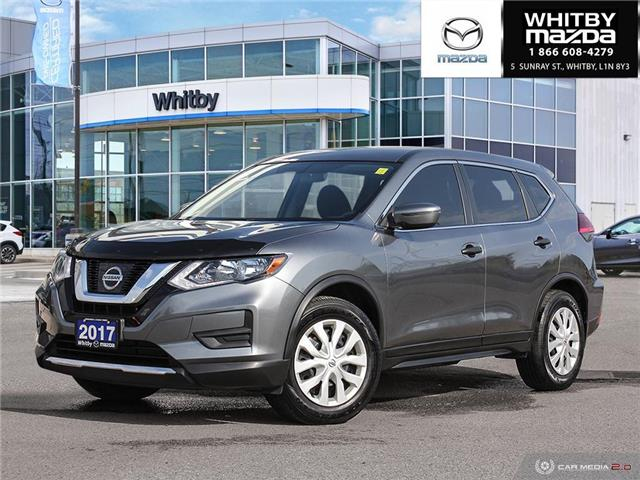2017 Nissan Rogue S (Stk: 190613A) in Whitby - Image 1 of 27