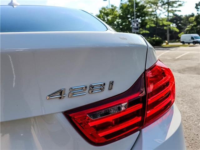 2015 BMW 428i xDrive Gran Coupe (Stk: P9082) in Thornhill - Image 20 of 31