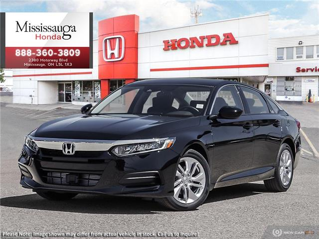 2019 Honda Accord LX 1.5T (Stk: 326921) in Mississauga - Image 1 of 23