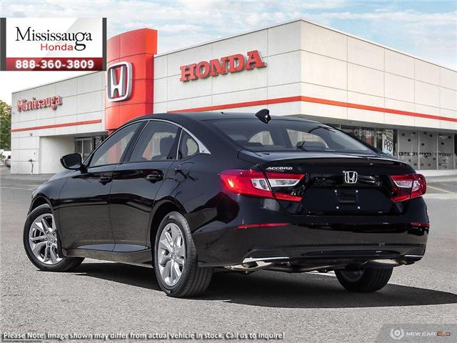 2019 Honda Accord LX 1.5T (Stk: 326921) in Mississauga - Image 4 of 23